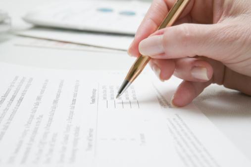 41 فرم اداری برای حسابداران